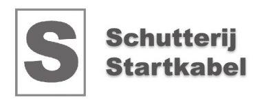 Schutterij Startkabel